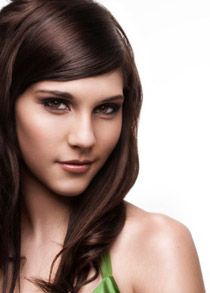 Hair cut and style in Agoura Hills